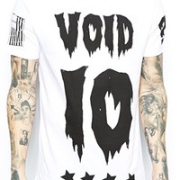 Systvm T-Shirt with Void Print -