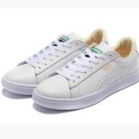 PUMA Pigeon Women Men Casual Running Sport Shoes Sneakers White