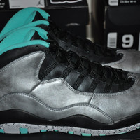 "Air Jordan 10 Retro ""Lady Of Liberty"" Sz 10.5"