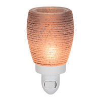 Frosted Lilac Nightlight Scentsy Warmer