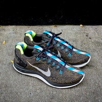 Nike Lunarglide+ 5 EXT PRM - Parachute Gold   Sneaker   Kith NYC
