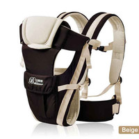 Breathable Multifunctional Baby Backpack
