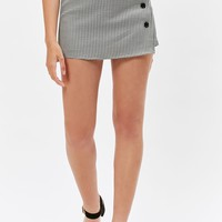 Kendall and Kylie Gingham Skort at PacSun.com