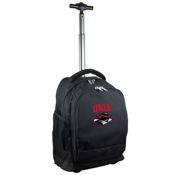 UNLV Rebels Wheeled Premium Backpack