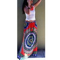 Beach Long Casual Skirts