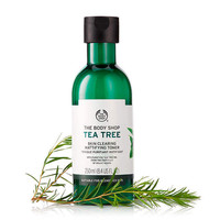 Tea Tree Oil Skin Clearing Toner - Gluten-Free | The Body Shop ®