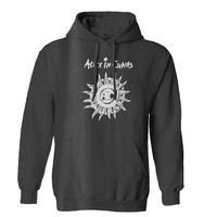 Alice In Chains White Hoodie for Mens Hoodie and Womens Hoodie