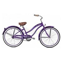"Micargi Rover LX, Purple - Aluminum Women's 26"" Cruiser Bike"