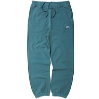 SP20 Stock Logo Pant Teal