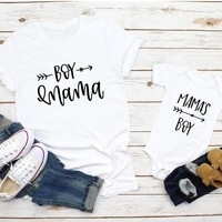 Mommy + Me (son) Matching Tees