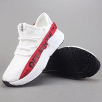 Off White X Play House Women Men Fashion Casual Sneakers Sport Shoes