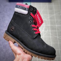 Timberland X Mitchellness X Nba Chicago Bulls Truck Boots - Best Deal Online