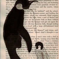 Digital Print- Penguin Mom and Baby