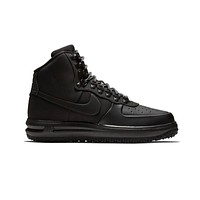 Nike Men's Lunar Air Force 1 Duckboot '18 Triple Black