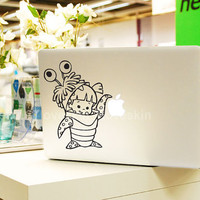 Decal for Macbook Pro Air or Ipad Stickers Macbook by Tloveskin