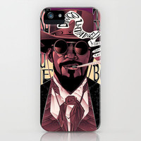 Django Poster iPhone Case by eos vector   Society6