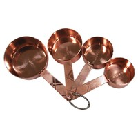 Threshold Copper Etched Measuring Cups : Target