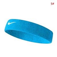 NIKE New fashion hook couple sports fitness running headband 5#