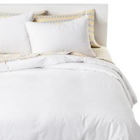 Duvet Cover Set (Full/Queen) White - Room Essentials™ : Target