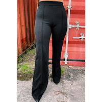 All Packed Up Pants: Black
