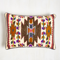 Angles Aplenty Pillow | Mod Retro Vintage Decor Accessories | ModCloth.com