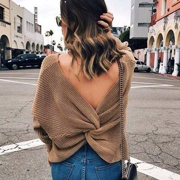 Venice Cozy Sweater