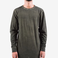 L/S Raw Tail Tee (Antique Army)