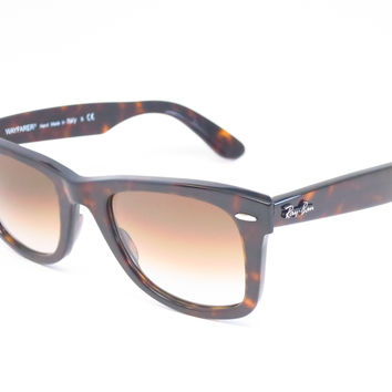 Ray-Ban RB 2140 Original Wayfarer 902/51 Tortoise Sunglasses