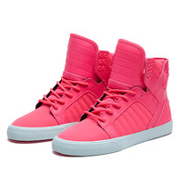 WMNS SKYTOP PINK / PINK - BLUE