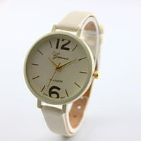 2017 Fashion Women Bracelet Watch Famous brand Ladies Faux Leather Analog Quartz Wrist Watch Clock Women relojes mujer