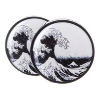 Great Wave B&W BMA Plugs (6mm-60mm)