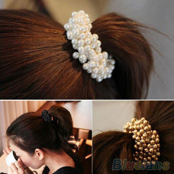 Pearls Beads Hair Bands