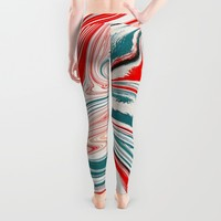 ANUHMI Leggings by Chrisb Marquez | Society6