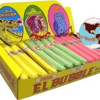Bubble Gum Cigars Big Choice (36 count)