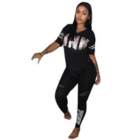 5 COLORS  Fashion sexy women casual tracksuit S-3XL
