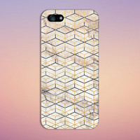 Marble x Gold x Black Geometric Design Phone Case for iPhone 6 6 Plus iPhone 5 5s 5c 4 4s Samsung Galaxy s6 s5 s4 & s3 and Note 5 4 3 2