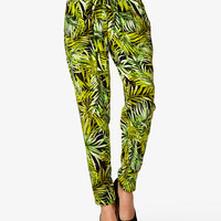 Tropical Print Harem Pants | FOREVER 21 - 2024632336