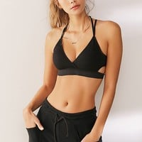 Out From Under Seamless Surplice Bra | Urban Outfitters