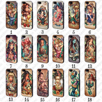 Disney Princess  iphone 5 case iphone 5s case by DragonSashimi