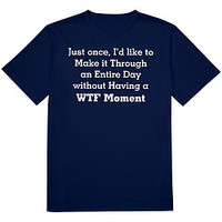 WTF Moment Tee