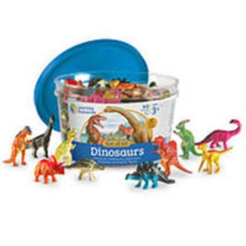 Learning Resources Dinosaur Counters Set - 60 Piece