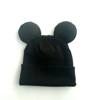 Mickey Mouse beanie