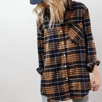 Mrs. Lumberjack Flannel