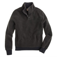 J.Crew Mens Grizzly Fleece Pullover