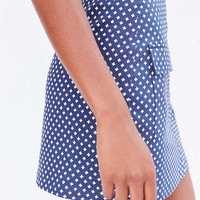 BDG Girl Scout A-Line Mini Skirt - Urban Outfitters