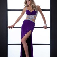 Jasz Couture 4525 at Prom Dress Shop