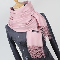 Scarves For Women Cashmere / Pashmina long Wrap Around Scarf