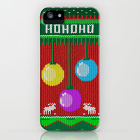 Hohoho!....xmas 2013. (free shipping link below) iPhone & iPod Case by Emiliano Morciano (Ateyo)