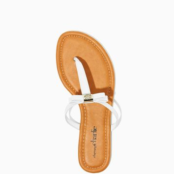 Catalin Bow Sandals   Shoes   charming charlie