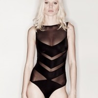 Shaw Commercial Swimsuit | NOT JUST A LABEL